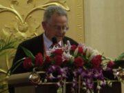 Speech by Bill Willmott at the Friendship Forum, Nanchang - 11 September 2010.