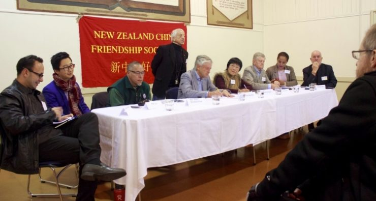 Recent Friendly Debate held by Auckland Branch