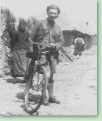 As field secretary Rewi Alley regularly travelled thousands of kilometres, often by hitch-hiking or bicycle.