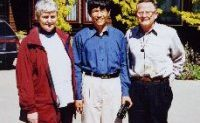 Visit to Darfield High School – 5 November 2000
