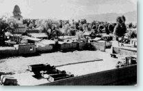 Part of the old Shandan Bailie School c.1947