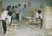 Shandan Bailie School - New Woodworking Shop