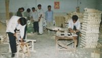 New Woodworking Shop at Shandan Bailie School