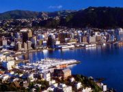 Wellington City, NZ