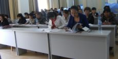 Rural Women's Health and Family Civilisation, Shaanxi Province