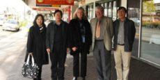 Shanxi Delegation Visit – Monday 4 July