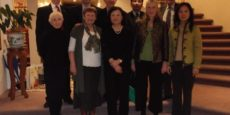 DINNER PARTY HOSTED BY CONSUL-GENERAL