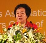 Madame Li Xiaoqiang, Executive Vice-President BPAFFC, opening