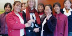 NZCFS Evaluation Visit to Shaanxi Rural Women's  Health Project