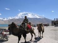 Lake Karakol, west Xinjiang