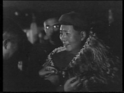 Mao Zedong in Maori feather cloak