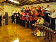 HBC Singers fundraising at Whangaparaoa Lions