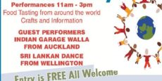 International Cultures Day, 2nd March, Hastings