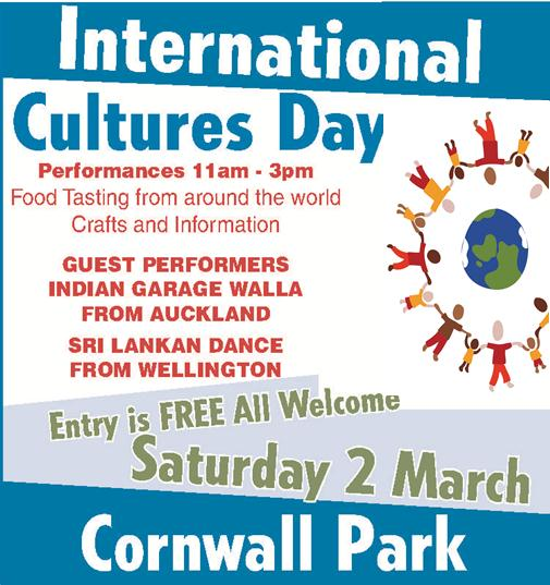 International Cultures Day Hastings