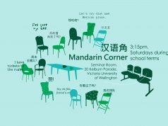CIVUW Mandarin Corner