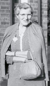 Agnes Moncrieff, YWCA International Secretary of China 1930-1945
