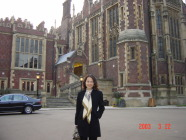 Annie Zong - London training, Chinese practice, Dunedin resident