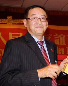 Hon. Patron Simon Deng Li