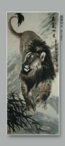 Jim Lin painting