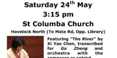 Hawke's Bay Concert – 24 May 2014