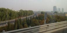 The greening of the Beijing municipality (2011)