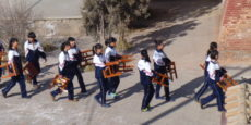 A Day in the Life of Shandan Bailie School – November 2014