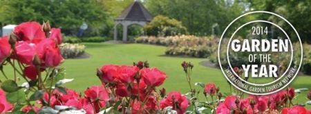 Hamilton Gardens - Garden of Year
