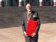 AgResearch senior scientist Dr Phil Rolston has been honoured with China's highest award for foreign scientists. © NZ Herald