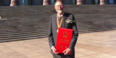 China's highest science honour for Christchurch member!