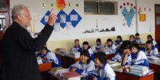 March 2015 – New School Term at Shandan Bailie School