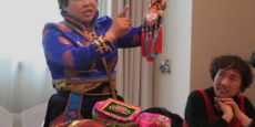 Successful West China Women's Handicraft Co-ops seminar