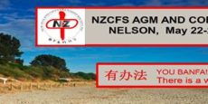 NZCFS 2015 National Conference, Nelson 22-24 May