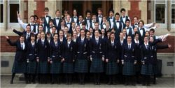 Combined Choir Otago Boys High School + Otago Girls High School, Dunedin, 2014