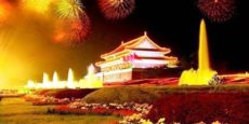 China National Day Dinner – Sunday, 20 September at 6.30 pm