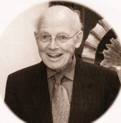 Paul Hamer First Branch President