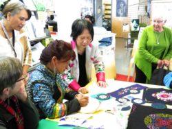 Handicraft workshop in PN City  Library