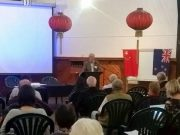 Dave Bromwich, National President of NZCFS