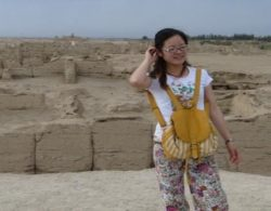 NZCFS Northwest Silk Road Tour 2017 - Ruins