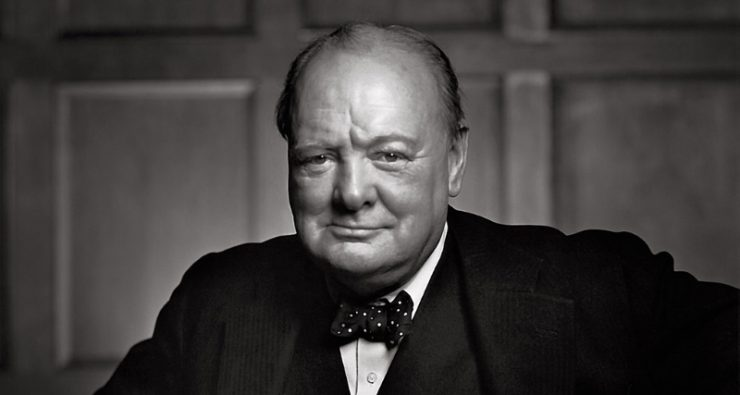 NZCFS Winston Churchill