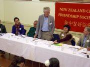 NZCFS Debate - Philip Burdon