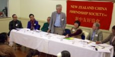 Lively Auckland Debate on China and The Pacific