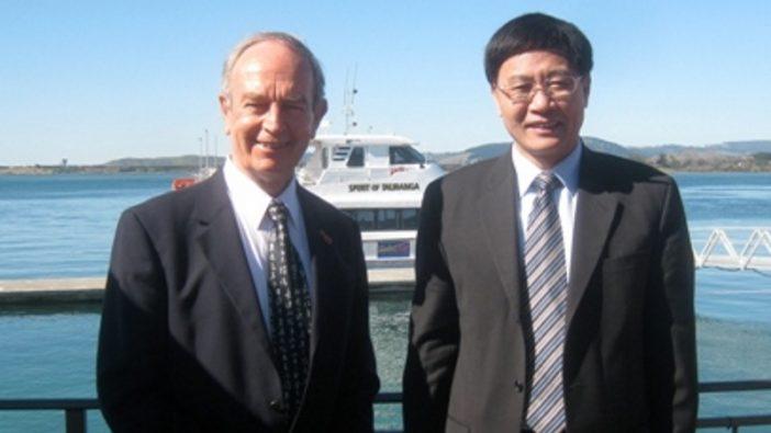 Tauranga Branch President and Ambassador