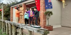 President John Hodgson and the Tauranga Students recent trip to Nanchang
