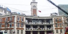 Hongkou Fire Station, Shanghai – Rewi Alley's first workplace in China