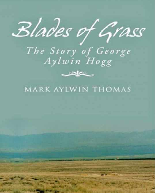 Blades of Grass - Mark Aylwin Thomas - Cover