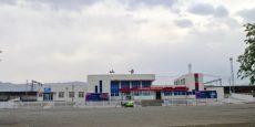 Shandan Railway Station