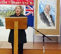 NZCFS 2017 Conference Mayor Lianne Dalziel