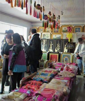 NZFS China Handicraft Tour.